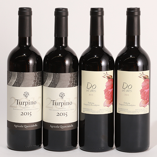 Super Tuscan Mixed Case